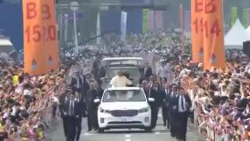 Kim Jong-un invites the Pope to North Korea