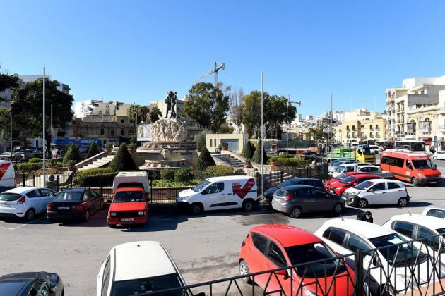 58 newly licensed vehicles added to Malta's roads each day