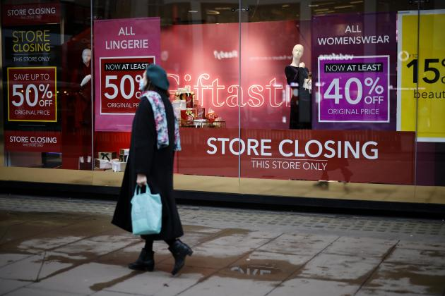 England high streets could lose 400,000 jobs post-COVID: study