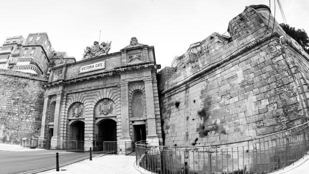Victoria Gate. Photo: Luciano Ellul