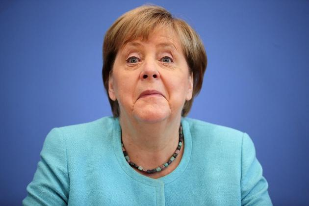 Merkel worried by Germany's 'exponential' virus growth