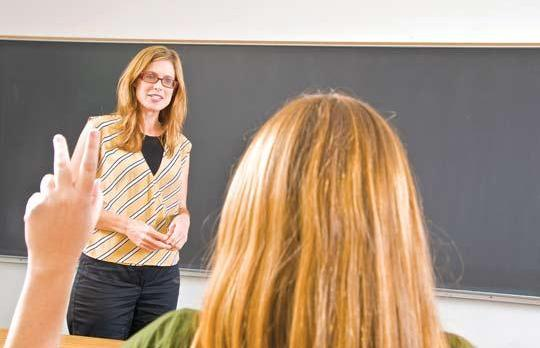 Sex Education Constrained By Teacher Embarrassment - Study-5865