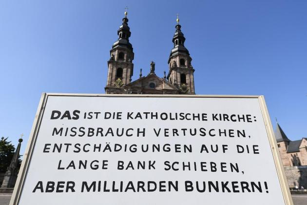 German Church to pay abuse victims up to €50,000