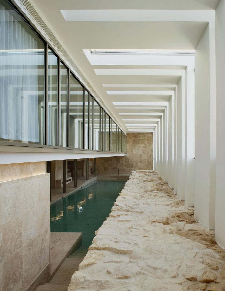 AP Valletta won an award last year for their work at the Phoenicia Hotel spa. Photo: AP