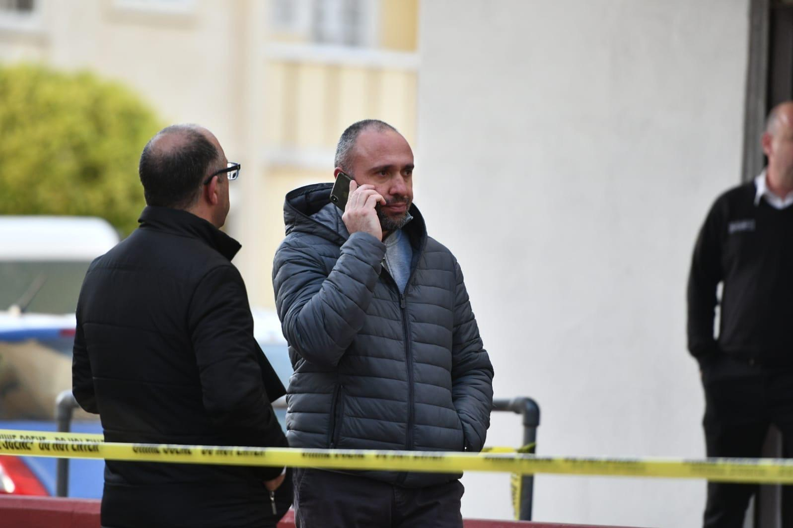 Keith Arnaud, the lead investigator in the Daphne Caruana Galizia murder case.