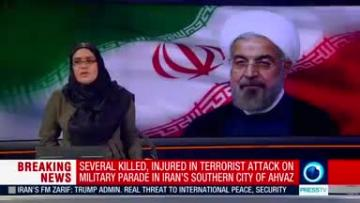 Iran's Revolutionary Guards vow 'unforgettable vengeance' for attack on parade