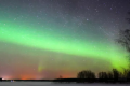 Magnetic north pole shifting rapidly: what will happen to the northern lights?
