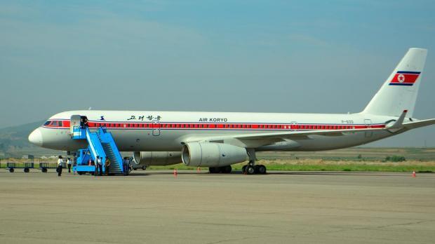 Air Koryo. Photo: Shutterstock