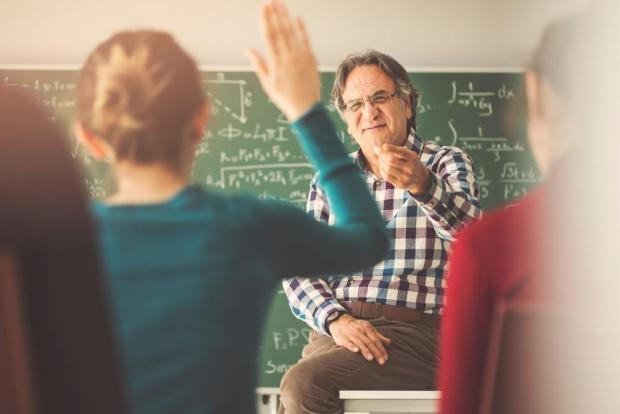 'The teaching profession has become one riddled with safety concerns.' Photo: Shutterstock