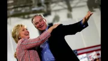 Clinton picks Kaine for VP