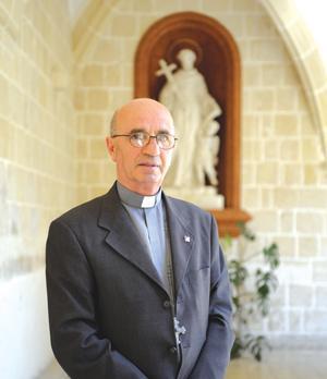 Mgr Sylvester Magro.