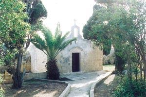 Our Lady of the Annunciation chapel at Hal Millieri.