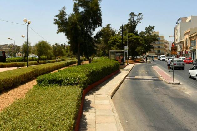 Gżira council launches petition against fuel station move to part of garden