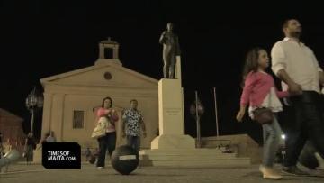 Notte Bianca embellishes Valletta