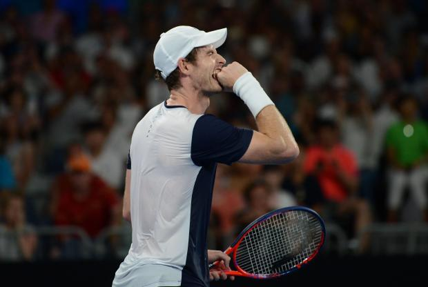 Andy Murray has lost a five-set epic at the Australian Open.