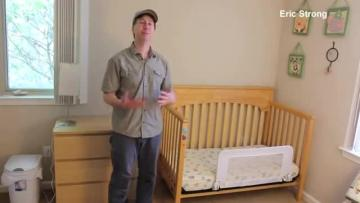 Dad makes amazing bed for son in 'Ikea hack'