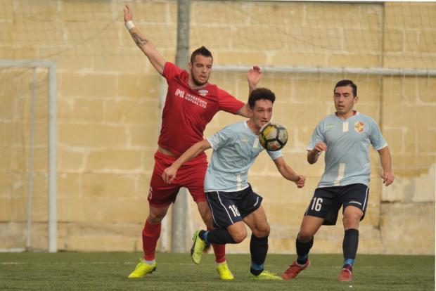 Balzan could not go beyond a goalless draw against Naxxar Lions. Photo: Stephen Gatt