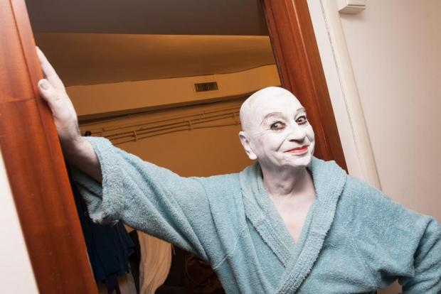 Lindsay Kemp pictured in 2015.