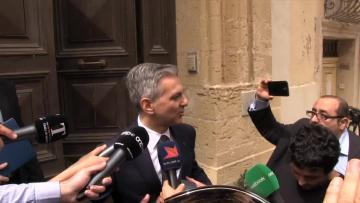 Watch: PN-AD coalition talks hit a snag