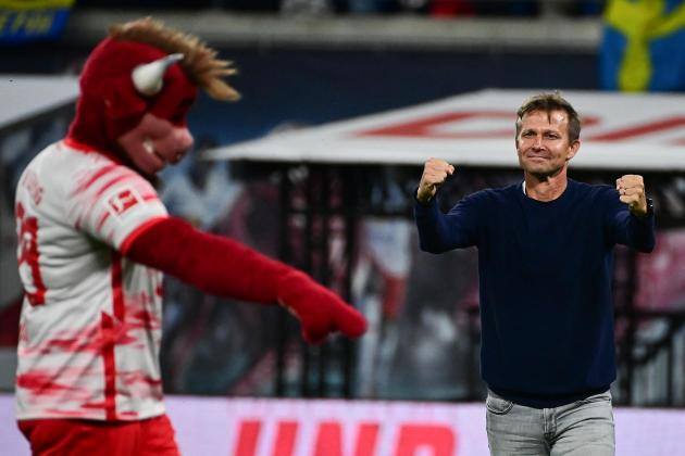 Marsch's Leipzig maybe 'not ready' to face Man. City