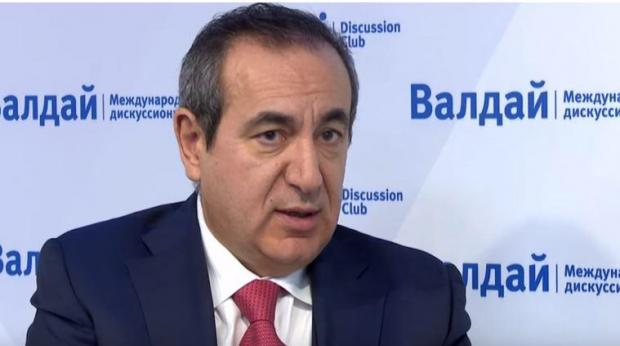 Joseph Mifsud has gone into hiding.