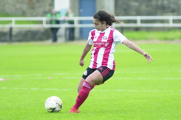 Maria Farrugia's Sunderland's promotion hopes dashed