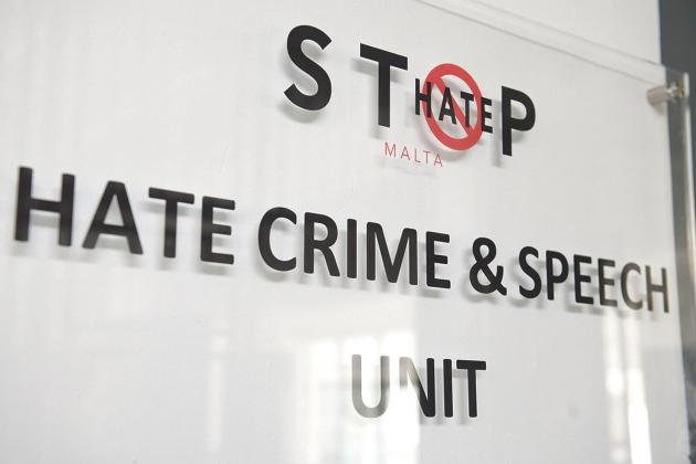 Online hate speech: 'Police cannot do all the work'