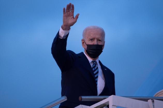 Biden to announce mass vaccine donations as first overseas tour begins