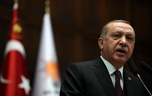 President Erdogan had come down hard on anyone suspected of helping plotters. Photo: Reuters