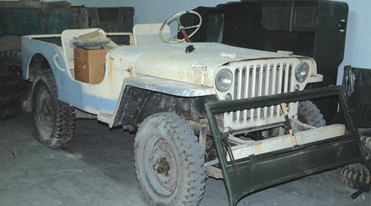 A Willis Jeep