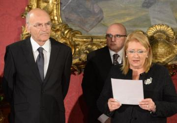 New Chief Justice sworn in