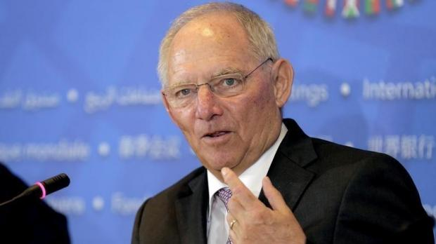 Wolfgang Schaeuble reckons there's no turning back for the UK. Photo: Reuters