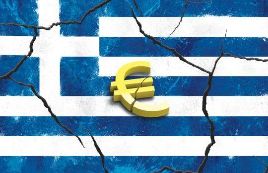 The threat of a Greek default may have been postponed, but financial stress in the eurozone remains high.