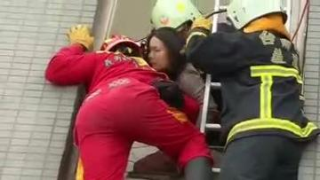 Taiwan quake kills at least seven, fells apartment block