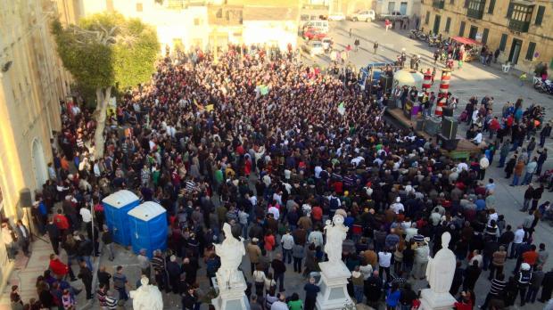 Photo Daniel Cilia - mynews@timesofmalta.com