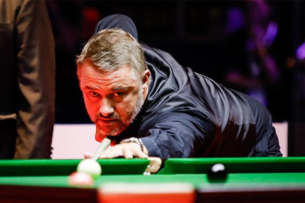 Watch: Legendary Henry returns to World Snooker Tour