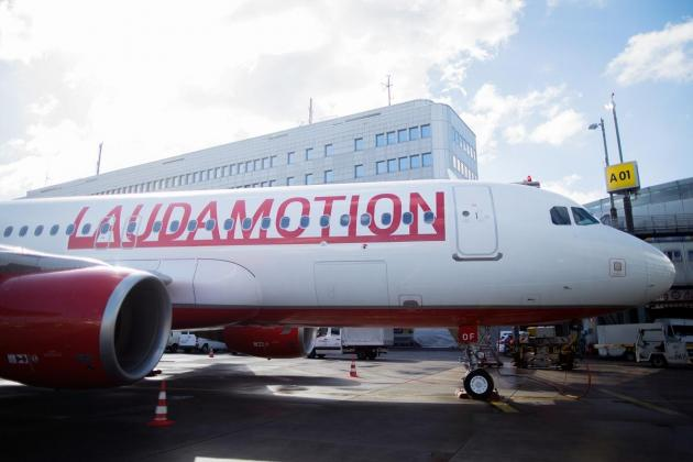 Ryanair's Laudamotion to close Vienna base, 300 jobs lost