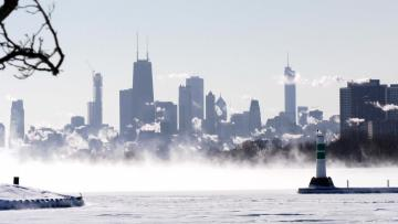 Watch: 'It's ridiculous out there'... Arctic air sends temperatures well below zero in US