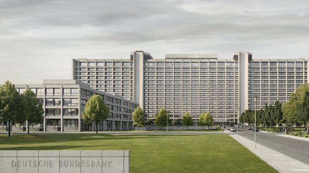 The Bundesbank, Germany's central bank.