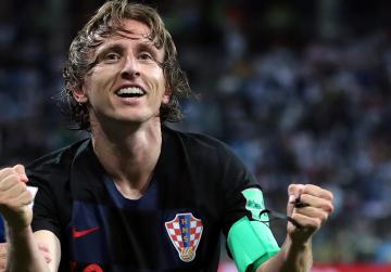 Watch: Croatia humiliate Argentina to reach knockout stage