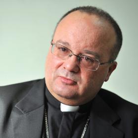 Auxiliary Bishop Charles Scicluna