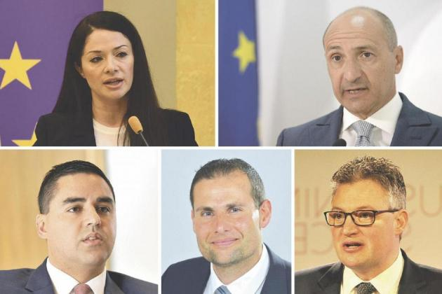Labour's race to replace Muscat