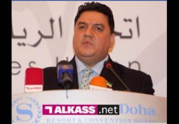 Yahya Kirdi, new supremo of Naxxar Lions.