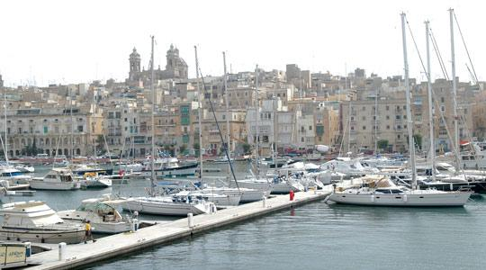 Was the accumulation of metals and oils on the seabed at the Vittoriosa marina being monitored? Joe Mizzi asked yesterday.