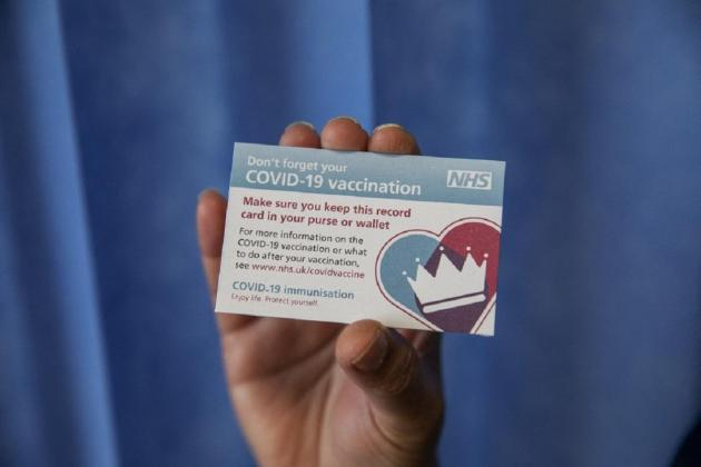 England drops plan for vaccine passports in England