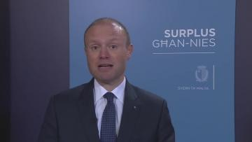 Passport sales expected to taper off, slowing down government revenues | The prime minister welcomed the news that Malta's growth was the best in the EU.