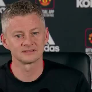 Watch: Martial can take inspiration from Ronaldo, says Solskjaer