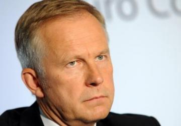 Latvian central bank governor detained in corruption probe