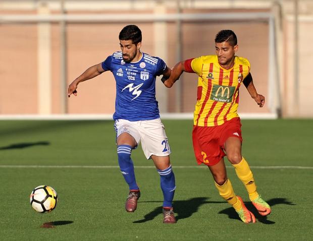 Birkirkara were held 1-1 at the Centenary Stadium, last week. Photo: Chris Sant Fournier