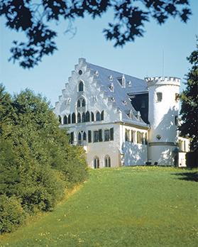 """Rosenau Castle in Coburg. Photo: <a href=""""www.coburg-tourist.de"""">www.coburg-tourist.de</a>"""